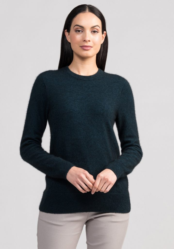 sustainable wool sweaters